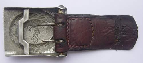 Click image for larger version.  Name:Luftwaffe-1st-pattern-belt-.jpg Views:68 Size:93.8 KB ID:4661