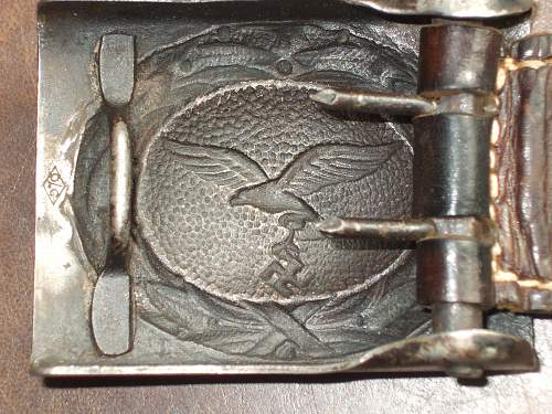 Opinion on Luftwaffe Buckle