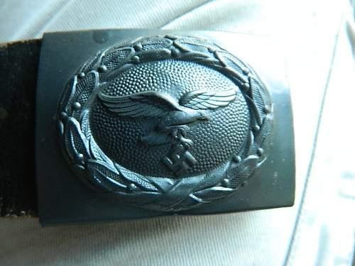 Luftwaffe Belt Original ???