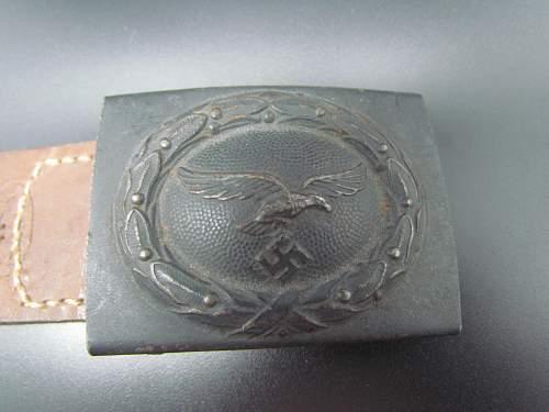 Original Luftwaffe Belt?