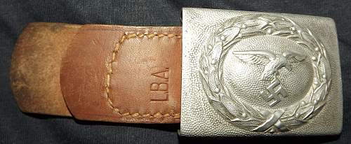 Very early buckle