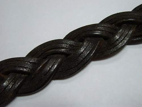 LW Belt, a puzzle