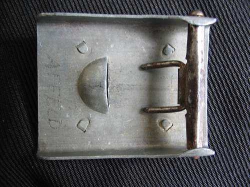 Luftwaffe parade buckle