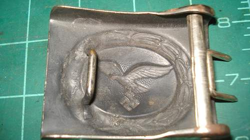 Luft Buckle that came with the rest