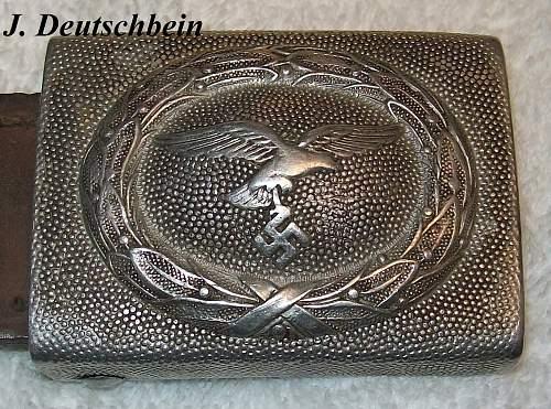 Buckle (Johannes Deutschbein Euskirchen)