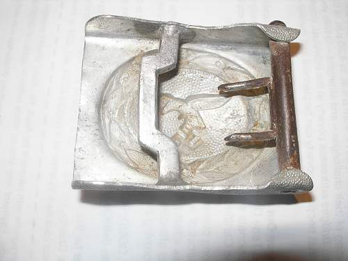 Crank Catch Droop Tail Luftwaffe Buckle