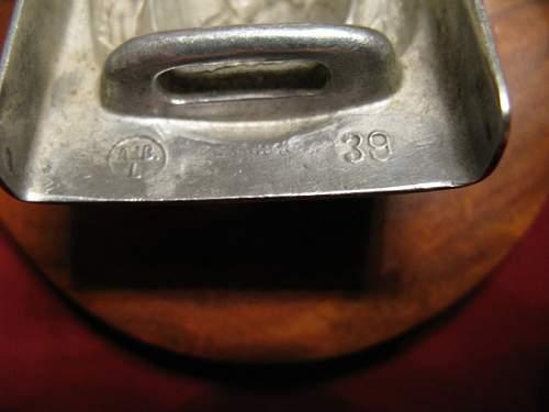 Adolf Baumeister - 1939 Aluminum