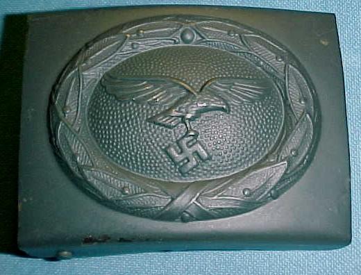 Luftwaffe Bukkle steel