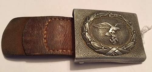 Luft buckle and tab opinions