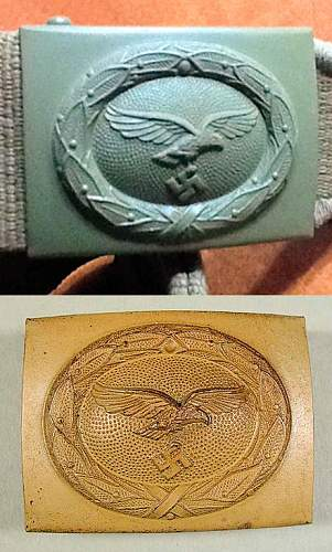 Mint Tropical Belt and Buckle Original or Fake?