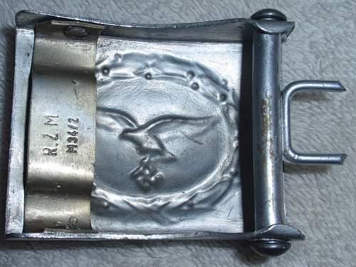Click image for larger version.  Name:Luftwaffe Aluminium Belt Buckle_2.jpg Views:7 Size:204.8 KB ID:973149
