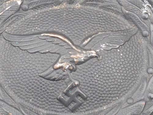 1941 Luftwaffe Buckle