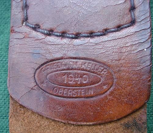 Friedrich Keller alu buckle  uncommon catch