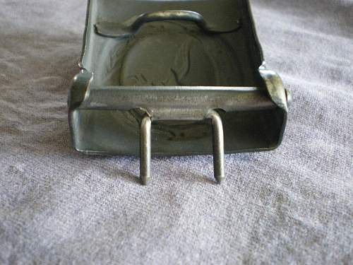 Need help! luftwaffe buckle