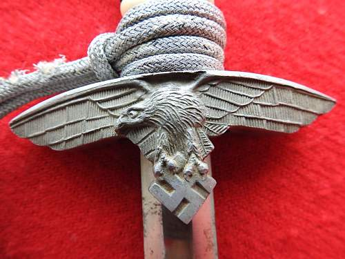 Luftwaffe daggers collection
