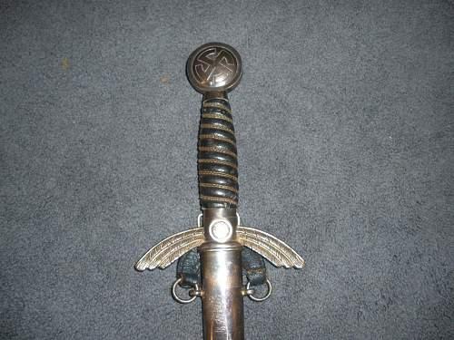 My new luft sword