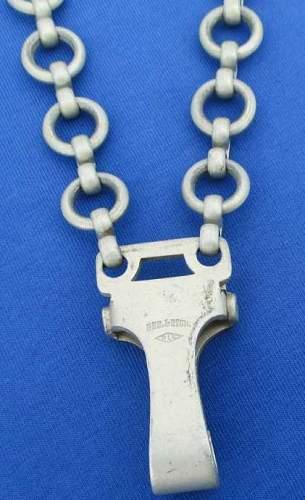 1st Model luftwaffe dagger