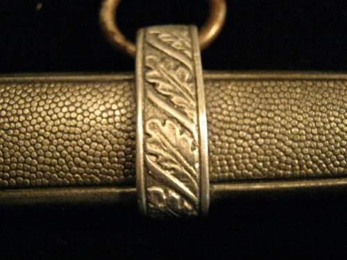 klaas luft 2nd type dress dagger