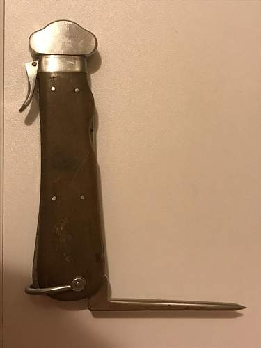 Opinions on gravity knife