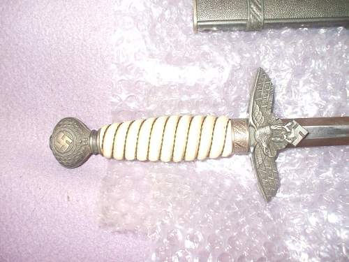 My second model Luftwaffe dagger