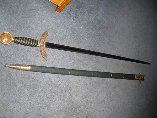 New luft sword