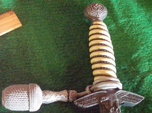 Luft DAGGER and Hanger/Acorn Complete. Opinions needed...