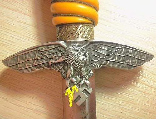 Luftwaffe 2nd pattern - WKC