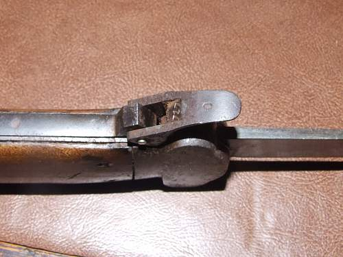 Take down Luftwaffe gravity knife opinions on condition and restoration