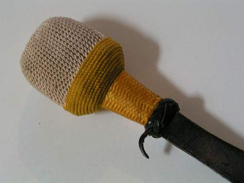Info needed on a yellow troddel.