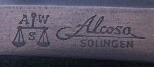 Luft dagger by Alcoso