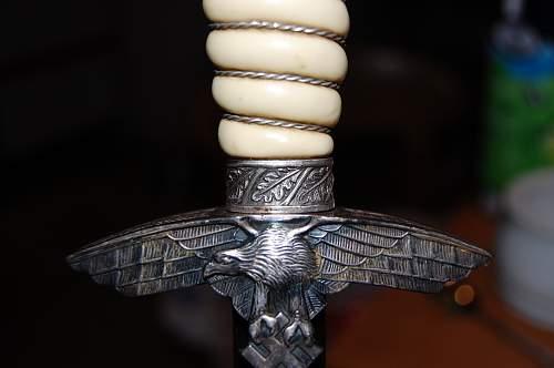 Luftwaffe 2nd model real or fake