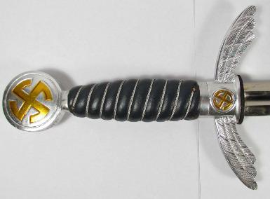 Fake Luftwaffe Sword?