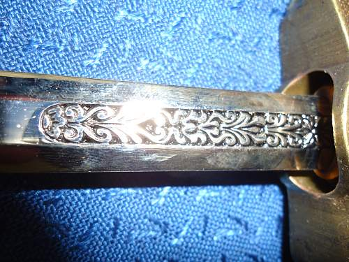 Dagger in Garage Sale Found (Real or Not??)