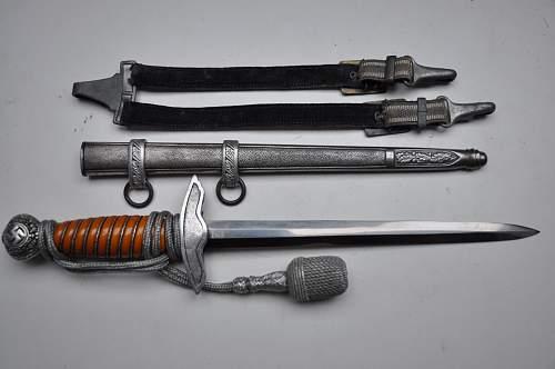 LW 2nd pattern Dagger by Eickhorn