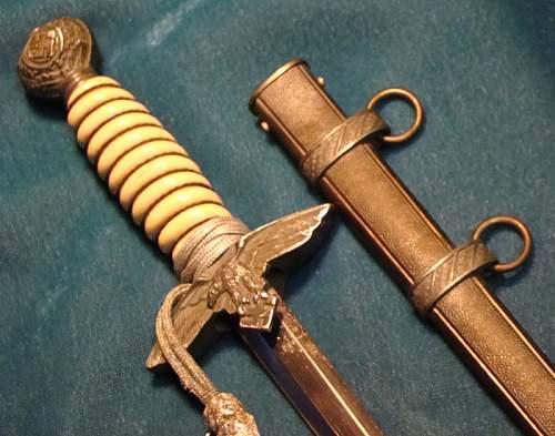 Luftwaffe 2nd  dagger.