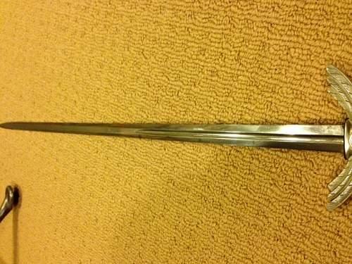 SMF Luftwaffe Sword - good or bad?
