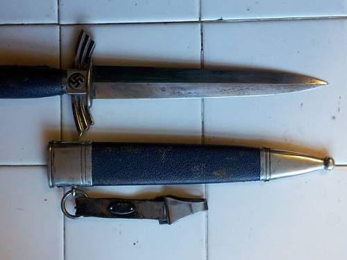 Click image for larger version.  Name:German dagger 1.jpg Views:167 Size:23.9 KB ID:504504