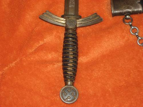 Any help with this dagger!!