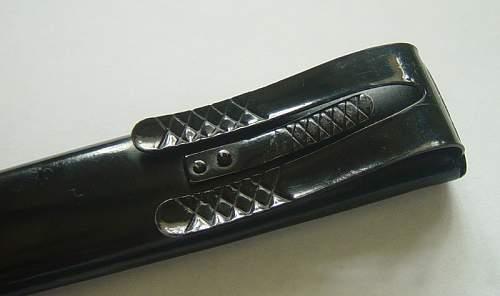 Luftwaffe close combat knife