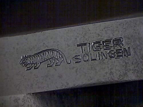 Luftwaffe 2nd Dagger by Tiger