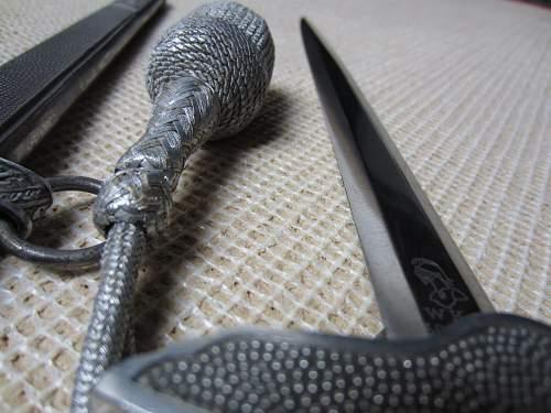 2nd model luftwaffe dagger by WKC