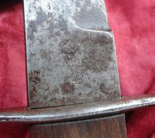 Luftwaffe Proofed Boot Fighting Knife