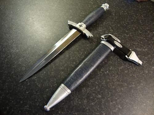 DLV flyers knife