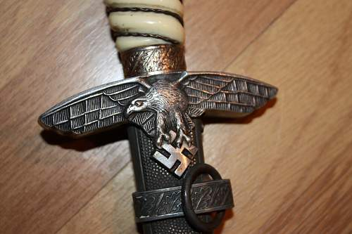 Luftwaffe 2nd pattern Dagger advice and review please