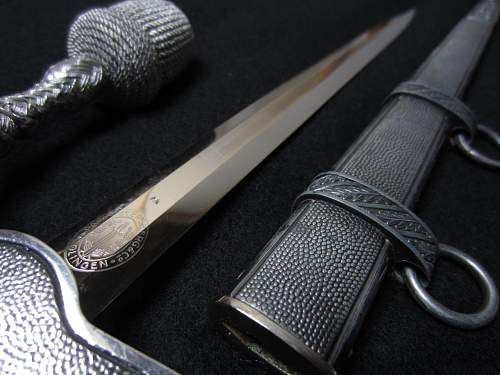 Paul Weyersberg & Co Dagger