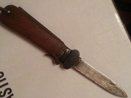 Luft Paratrooper Knife