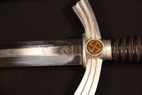 1st Model Luftwaffe Dagger Puma