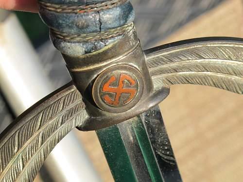 Luft Sword