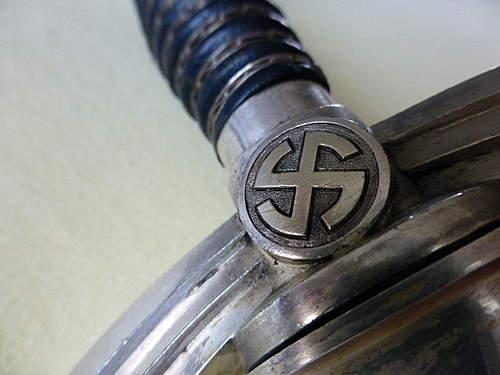 luft 1st model dagger holler