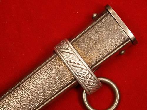 Luft Dagger (2nd model) E.Pack